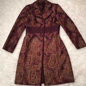 Gorgeous  Tapestry Brocade Reba Jacket!